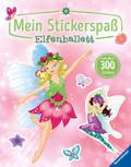 Mein Stickerspaß: Elfenballett