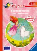 Feenabenteuer zum Lesenlernen - Leserabe 1. Klasse - Erstlesebuch für Kinder ab 6 Jahren