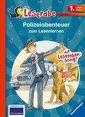 Polizeiabenteuer zum Lesenlernen