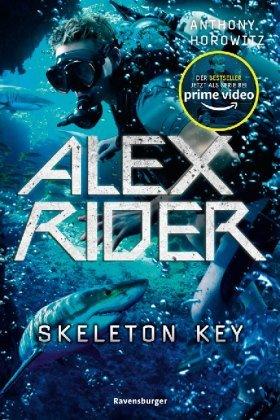 Alex Rider, Band 3: Skeleton Key; .