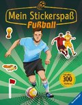 Mein Stickerspaß: Fußball