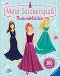 Mein Stickerspaß: Traumkleider