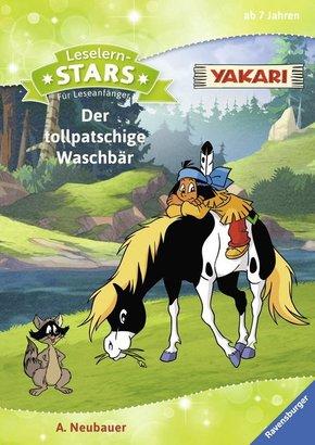 Yakari: Der tollpatschige Waschbär