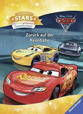 Cars 3 - Zurück auf der Rennbahn