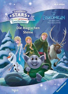 Die Eiskönigin, Zauber der Polarlichter - Die magischen Leuchtsteine