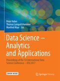 Data Science - Analytics and Applications