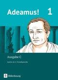 Adeamus!, Ausgabe C: Texte, Übungen, Begleitgrammatik; .1