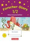 Forscher-Stars: 1./2. Schuljahr, Naturwissenschaften