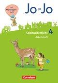 Jo-Jo Sachunterricht, Neubearbeitung (2016): 4. Schuljahr, Arbeitsheft
