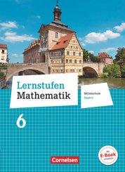 Lernstufen Mathematik - Mittelschule Bayern 2017 - 6. Jahrgangsstufe