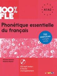100% FLE - Phonétique essentielle du français - A1/A2