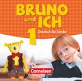 Bruno und ich - Deutsch für Kinder, Audio-CD - Bd.1