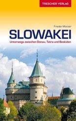 Reiseführer Slowakei