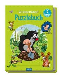 Der kleine Maulwurf - Puzzlebuch
