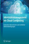 Identitätsmanagement im Cloud Computing