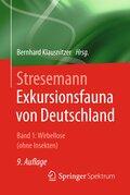 Exkursionsfauna von Deutschland: Wirbellose (ohne Insekten); Bd.1