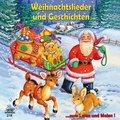 Weihnachtslieder und Geschichten, m. Audio-CD