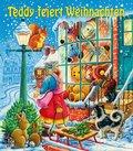 Teddy feiert Weihnachten