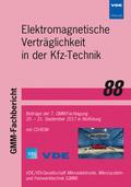 GMM-Fb. 88: Elektromagnetische Verträglichkeit in der Kfz-Technik