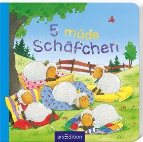 5 müde Schäfchen, Mini-Ausgabe