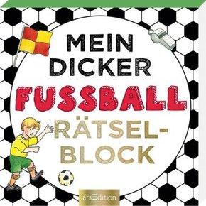 Mein dicker Fußballrätselblock; BD III