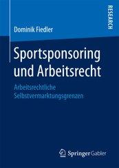 Sportsponsoring und Arbeitsrecht