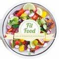Die runden Bücher: Fit Food
