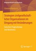Strategien zivilgesellschaftlicher Organisationen im Umgang mit Veränderungen