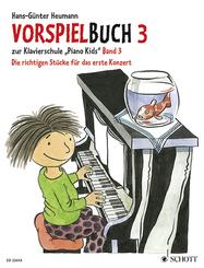 Piano Kids, Vorspielbuch - Bd.3