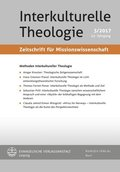 Methoden Interkultureller Theologie