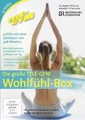 Die große TELE-GYM Wohlfühl-Box, 4 DVD