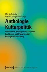 Anthologie Kulturpolitik
