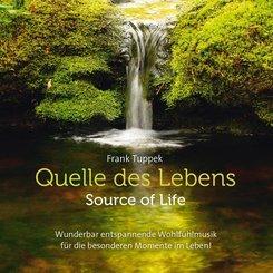 Quelle des Lebens / Source of Life, Audio-CD