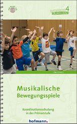 Musikalische Bewegungsspiele, m. 1 Audio-CD