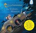 Drachenreiter - Die Vulkan-Mission, 2 Audio-CDs