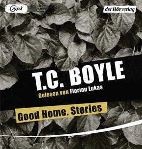 Good Home. Stories, 1 MP3-CD