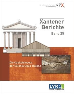Die Capitolsinsula der Colonia Ulpia Traiana, 2 Bde.