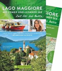 Lago Maggiore mit Comer und Luganer See - Zeit für das Beste