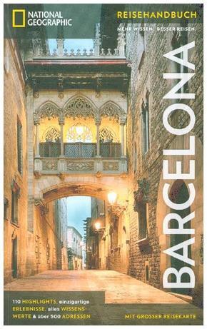 NATIONAL GEOGRAPHIC Reisehandbuch Barcelona