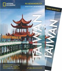 NATIONAL GEOGRAPHIC Reisehandbuch Taiwan
