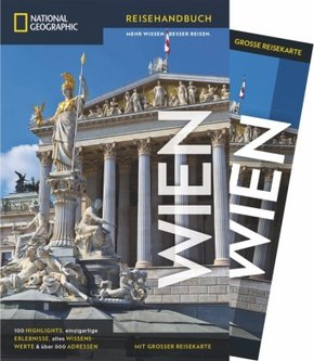 NATIONAL GEOGRAPHIC Reisehandbuch Wien
