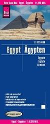 Reise Know-How Landkarte Ägypten / Egypt / Egypte / Egipto