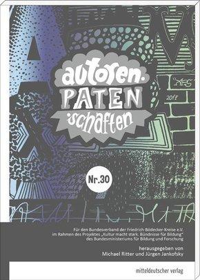 Autorenpatenschaften - Nr.30