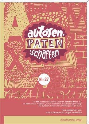 Autorenpatenschaften - Nr.27