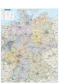 Straßenkarte Deutschland 1:700.000, Planokarte