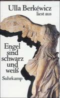 """Ulla Berkéwicz liest aus """"Engel sind schwarz und weiß"""", 1 Cassette"""