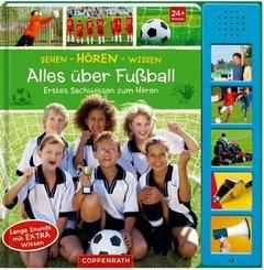 Alles über Fußball, m. Soundeffekten