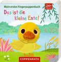 Das ist die kleine Ente!, m. Fingerpuppe