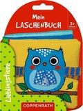 Mein Laschenbuch - Lieblingstiere, Stoffbilderbuch