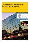 12th International Symposium on Automotive Lightning - ISAL 2017 - Proceedings of the Conference - Vol.17
